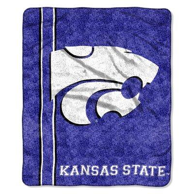 College NCAA Kansas State Sherpa Throw