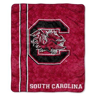 College NCAA South Carolina Sherpa Throw