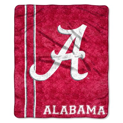 College NCAA Alabama Sherpa Throw