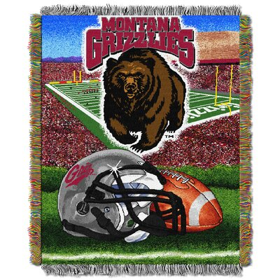 NCAA Montana Tapestry Throw