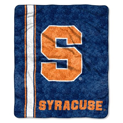 College NCAA Syracuse Sherpa Throw
