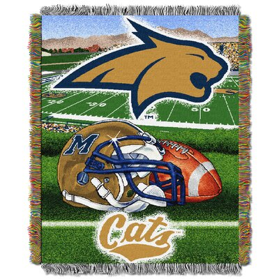 NCAA Montana State Tapestry Throw
