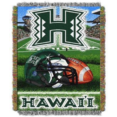 NCAA Hawaii Tapestry Throw