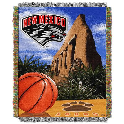 NCAA New Mexico Tapestry Throw
