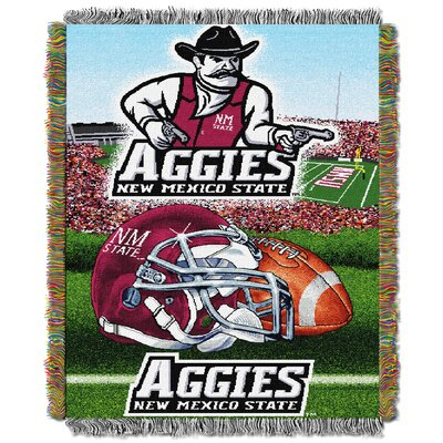 NCAA New Mexico State Tapestry Throw