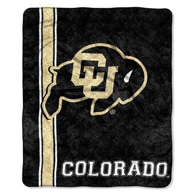 College NCAA Colorado Sherpa Throw