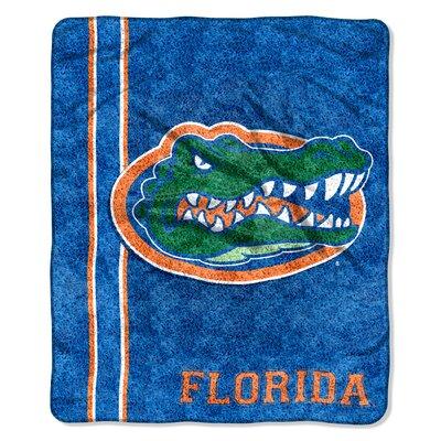 College NCAA Florida Gators Sherpa Throw