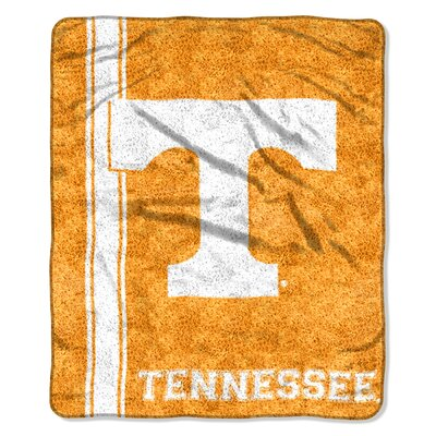 College NCAA Tennessee Sherpa Throw