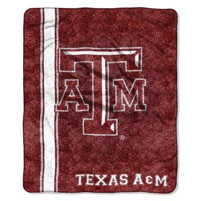 College NCAA Texas A&M Sherpa Throw