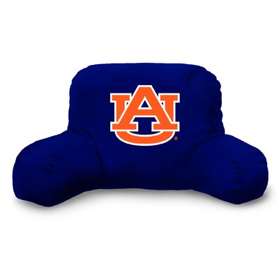 NCAA Auburn Cotton Bed Rest Pillow