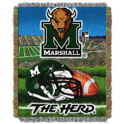 NCAA Marshall Tapestry Throw