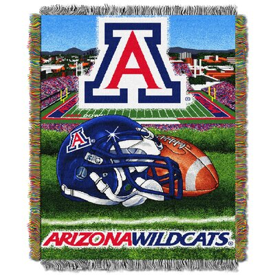 NCAA Arizona Tapestry Throw