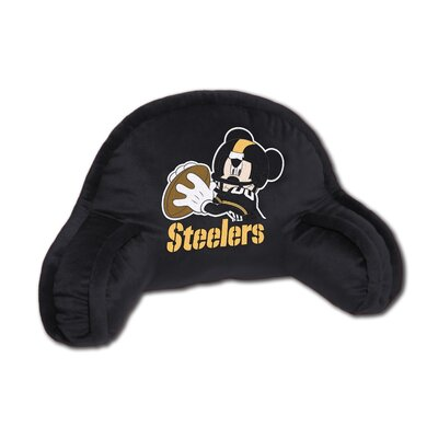 NFL Pittsburgh Steelers Mickey Mouse Bed Rest Pillow