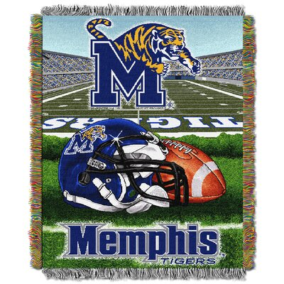 NCAA Memphis Tapestry Throw