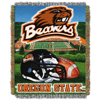 NCAA Oregon State Tapestry Throw