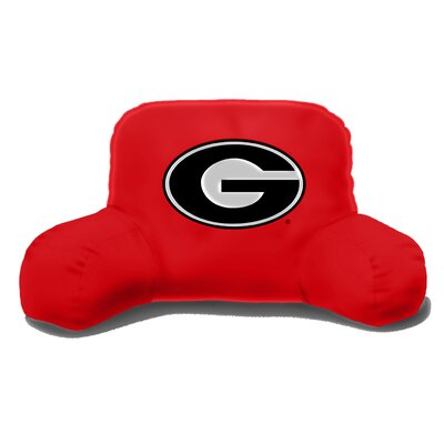 College NCAA Georgia Bed Rest Pillow