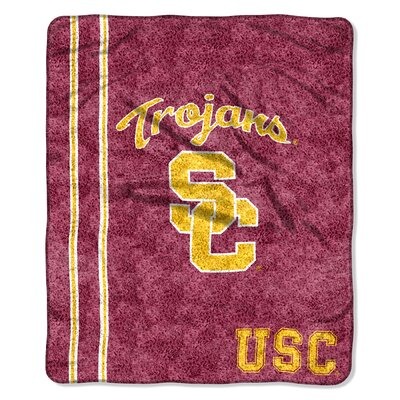 College NCAA University of Southern California Sherpa Throw