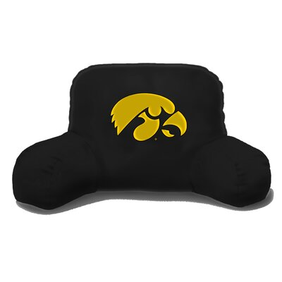 College NCAA Iowa Bed Rest Pillow