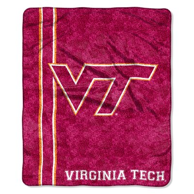 College NCAA Virginia Tech Sherpa Throw
