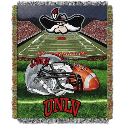 NCAA UNLV Tapestry Throw