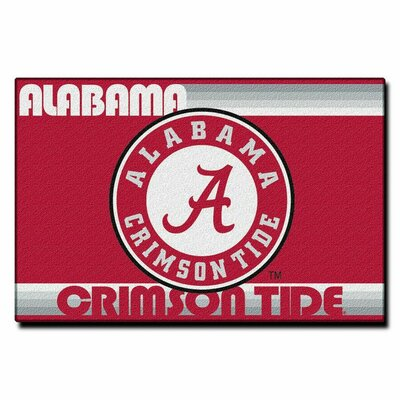 Collegiate Alabama Old Glory Mat