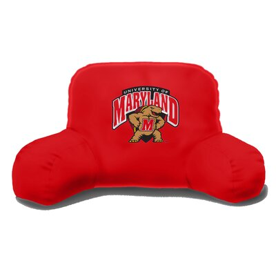 College NCAA Maryland Bed Rest Pillow