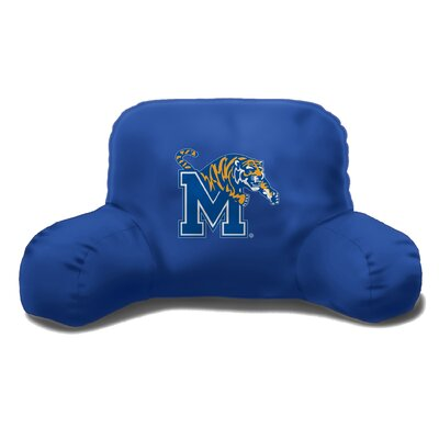 College NCAA Memphis Bed Rest Pillow