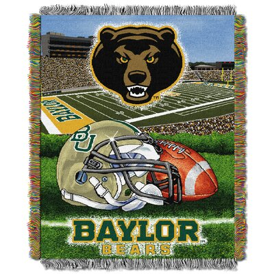 NCAA Baylor Tapestry Throw