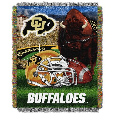 NCAA Colorado Tapestry Throw