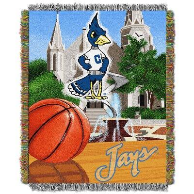 NCAA Creighton Tapestry Throw