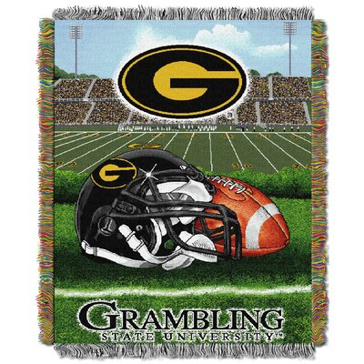 NCAA Grambling State Tapestry Throw