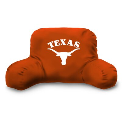 NCAA Texas Cotton Bed Rest Pillow