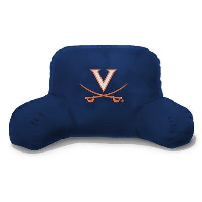 NCAA Virginia Cotton Bed Rest Pillow