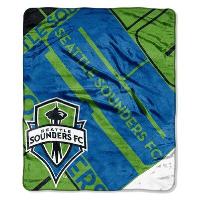 MLS Seattle Sounders Scramble Throw