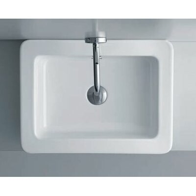 Linea Ciuci 14 Wall Mounted Bathroom Sink