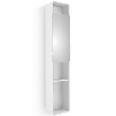 Linea Bej 12.2 x 63 Surface Mount Medicine Cabinet Finish: White
