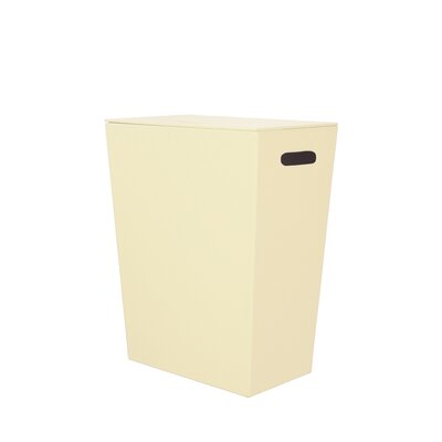 WS Bath Collections Ecopelle Waste Basket - Color: Cr�me at Sears.com