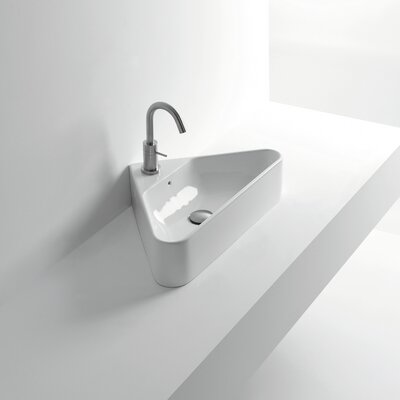Normal Specialty Vessel Bathroom Sink with Overflow