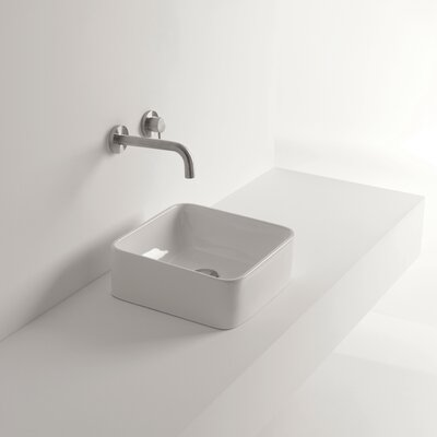 Normal Square Vessel Bathroom Sink