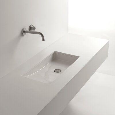 Whitestone Om Specialty Undermount Bathroom Sink
