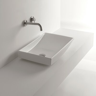 Whitestone Om Specialty vessel Bathroom Sink with Overflow