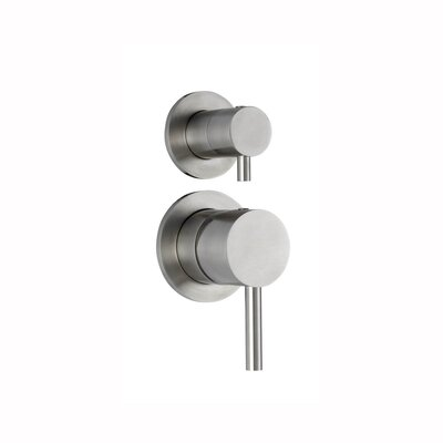Concealed Shower Mixer with Diverter