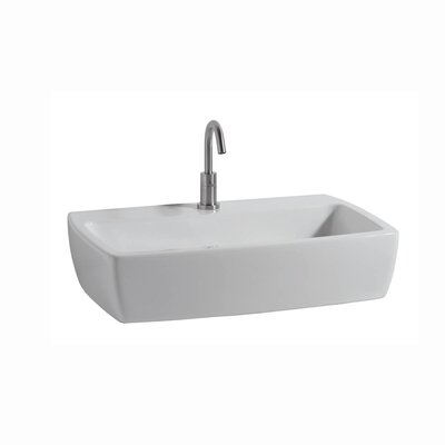 X-Tre Ceramic Rectangular Vessel Bathroom Sink