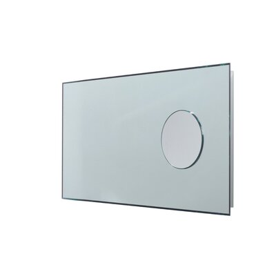"Linea 35.4"" Speci Bathroom Beveled Mirror"