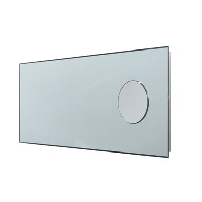 Linea Beveled Bathroom Mirror