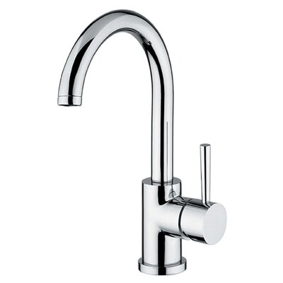 Linea Single Hole Bathroom Faucet with Single Handle