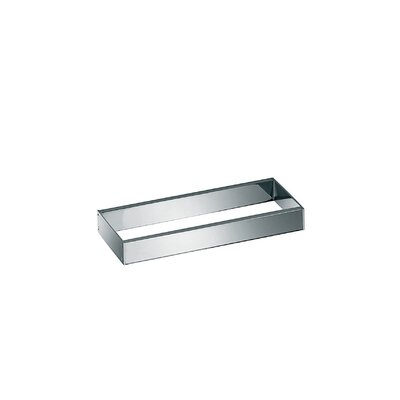 Skuara Towel Rail/Bracket in Polished Chrome