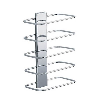 Furniture-WS Bath Collections Hotellerie Wall Mounted Towel Rack