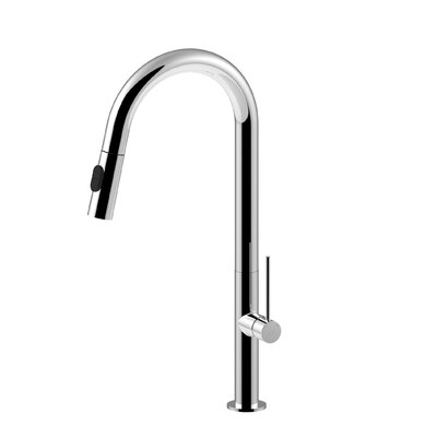 Chef Pull Out Single Handle Kitchen Faucet