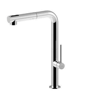 Chef Single Handle Deck Mounted Standard Kitchen Faucet